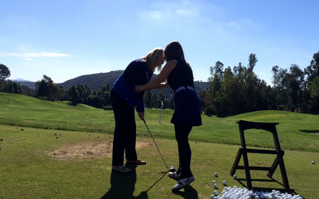 Can You Find a Mentor on the Golf Course?