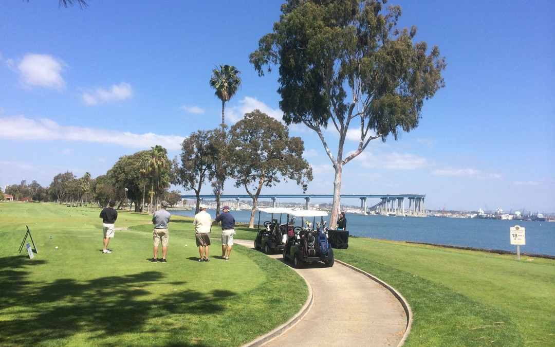 How to Book a Tee Time at Coronado Golf Course