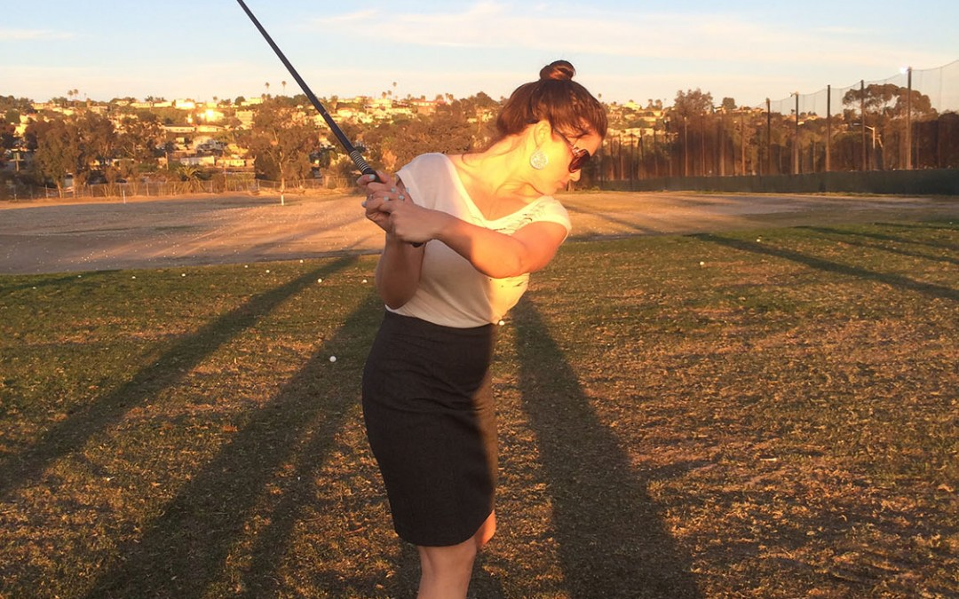 Do Women Quit Golf Because it is Too Difficult?