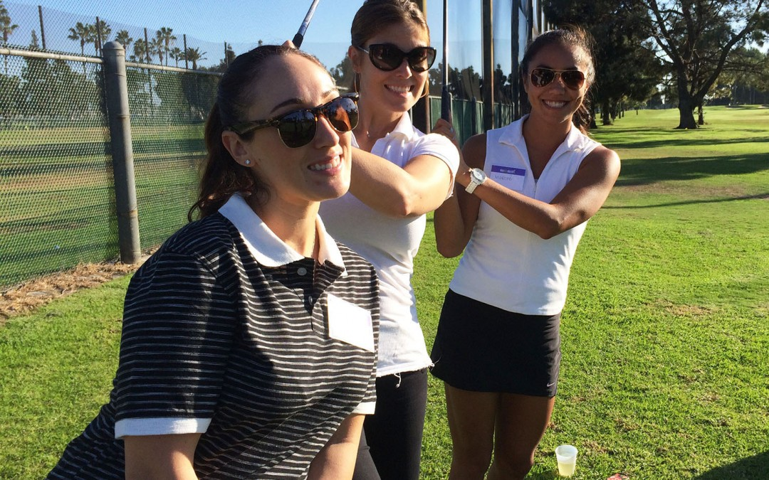The Beauty of Being a Woman Golfer