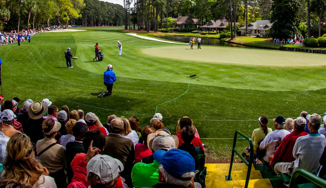 What to Wear as a Spectator at a Pro Golf Tournament