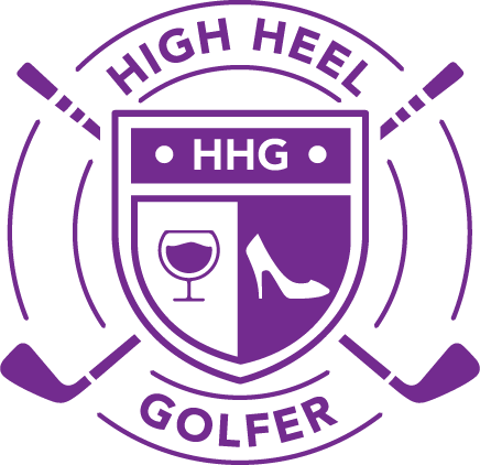 High Heel Golfer
